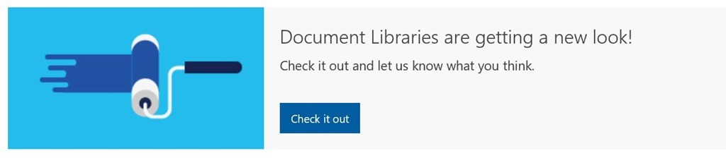 Changes to SharePoint Online Document Libraries & What They Mean