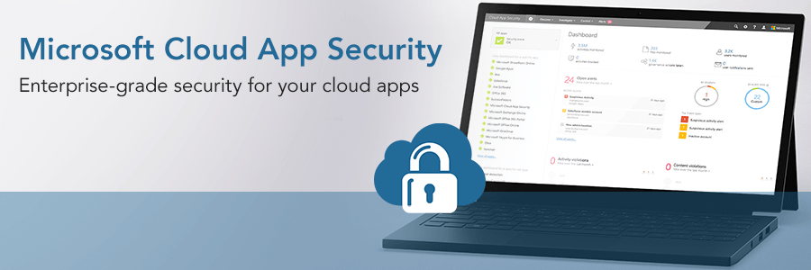 Microsoft Cloud App Security – On-Premise Security in the Cloud