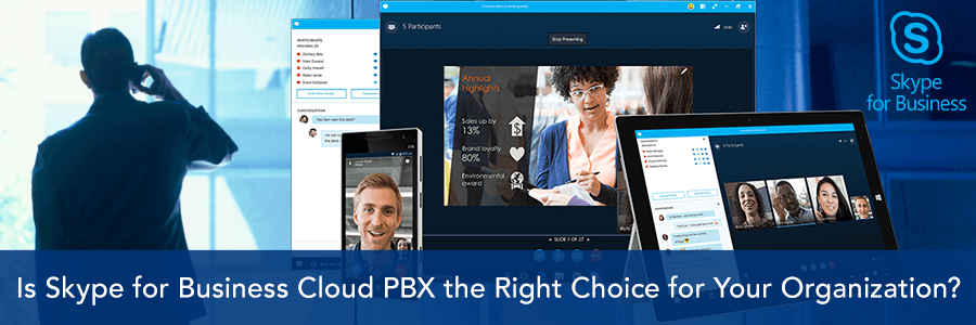 Is Skype for Business Cloud PBX the Right Choice for Your Organization?